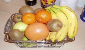 UN dijeta - jedan od četiri dana je i voćni dan