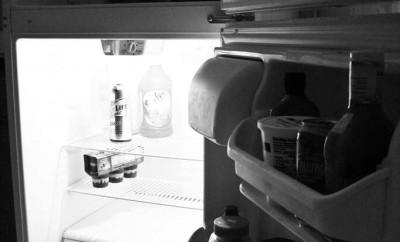 Frižider noću
