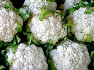 Osvežavajuća salata od karfiola
