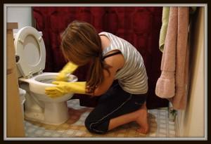 Čišćenje kupatila bez skupih i nezdravih sredstava