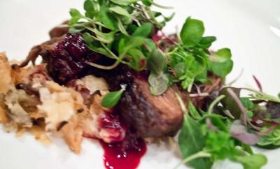 Dinner in the Dark 15 - Braised Beef Rib