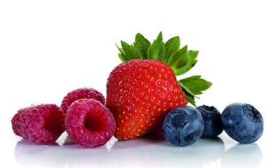 AHealthier MI Berries