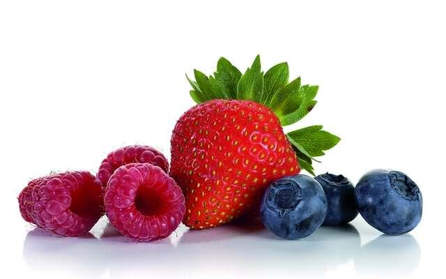 AHealthier MI Berries